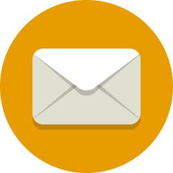 メールで連絡